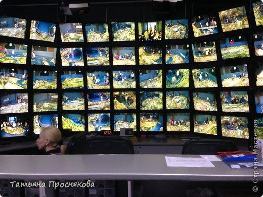 """27 мая мы закончили монтаж стенда Страны Мастеров на выставке """"Время кукол №13"""" и на следующий день отправились с нашими мастерами осматривать достопримечательности Санкт-Петербурга. Надо сказать, что город нас встретил """"питерской погодой"""". Из Москвы мы выезжали, когда градусник показывал +28. Всего каких-то 4 часа в поезде - и на вокзале нас уже ждала температура +8 и дождь. Представляете перепад? Вот и на следующий день был просто ливень. Но мы запаслись зонтами и дождевиками и отправились смотреть произведение, которое не может не заинтересовать мастеров - Гранд Макет Россия. Как сказал автор этого проекта Сергей Морозов: """"Как театральную постановку, художественный фильм или литературное произведение Гранд Макет Россия нужно воспринимать образно. И, надеюсь, в памяти каждого посетителя, увиденное останется не как миниатюрная модель страны, а как художественно переданный собирательный образ России."""" фото 2"""