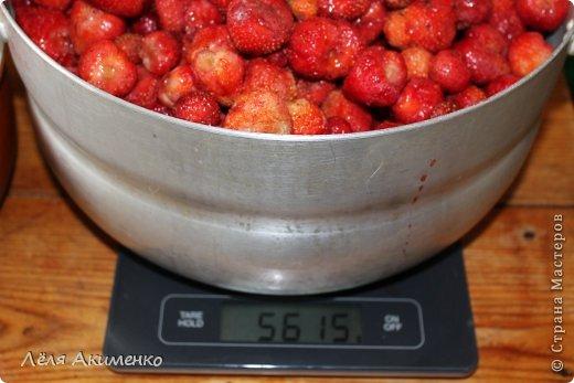 Кулинария Мастер-класс Рецепт кулинарный Нежнейший клубничный джем МК Овощи фрукты ягоды Продукты пищевые фото 5