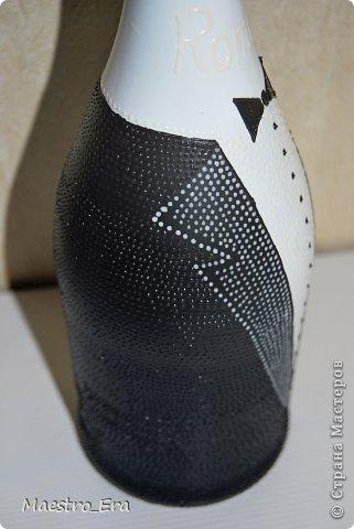 Здравствуйте! представляю Вашему вниманию черно-белый набор для свадьбы, оформленной в черно-белой стилистике. фото 6