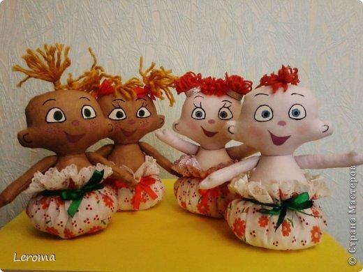 """Нравятся мне ароматные игрушки ....вот и решила смастерить веселые  """"домашние ароматизаторы"""" ))  фото 1"""