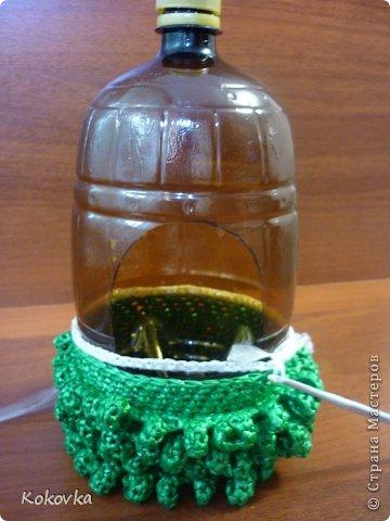 Поделки из бутылки сложные