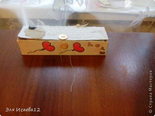 А вот и моя коробочка номер 1!!!