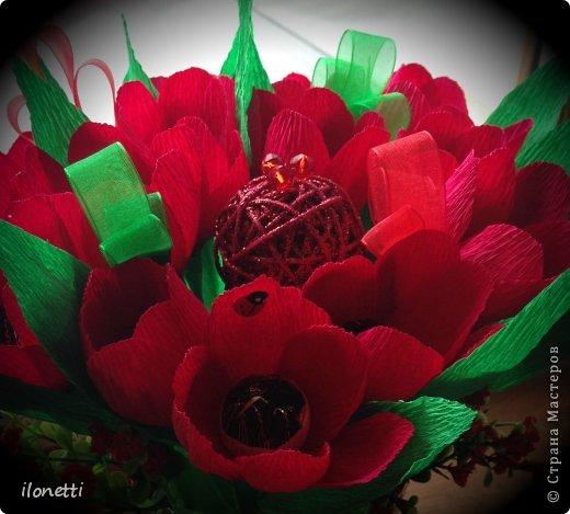конечно  же  тюльпаны)) Продалжаю  выставлять  на  ваше  обозрение,  дорогие  мастерицы,  свои  работы) фото 15