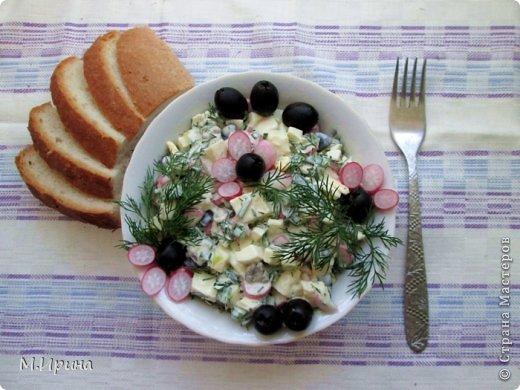 Летний салат, который легко приготовить даже на пикнике. фото 3