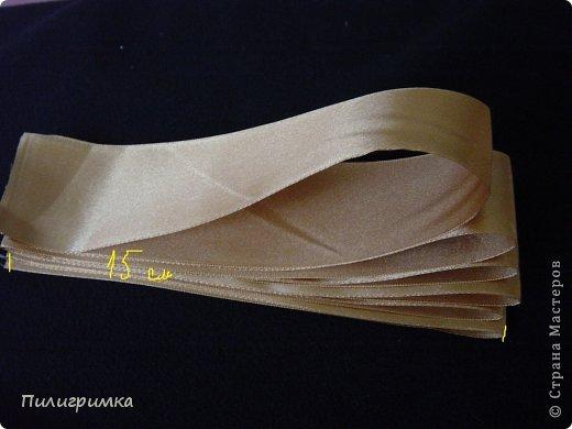 Представляю вашему вниманию МК по изготовлению волос из атласной ленты. Для работы нам понадобятся: 1.Атласная лента (длиной от трех до пяти метров, в зависимости от размера головы куклы и длины ее волос) 2.Линейка 3.Ножницы 4.Палочки для суши 6. Нитки для вязания под цвет атласной ленты 7.Утюг 8.Кастрюля для варки заготовок. Хотя в Интернете есть много МК по изготовлению волос из атласной ленты, я все-таки решила поделиться и своими наработками. Главное в моем МК то, что волосы я пришиваю не к голове, а к шапочке, которую вяжу крючком из ниток близких по цвету к окрасу ленты. Получается паричок, который можно при необходимости заменить на другой. Кроме того, волосы, изготовленные по моему способу, можно укладывать в высокие прически. фото 2