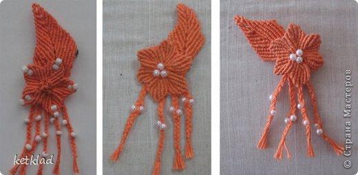 Продолжаю серию статей о моем первом педагогическом опыте. В данной статье, поделюсь опытом и опишу процесс плетения оранжевых брошек. Все эти цветочки сплели десятилетние девочки под моим руководством.