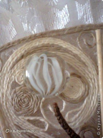 Мастер-класс Поделка изделие Моделирование конструирование Филигранный веер МК Проволока Шпагат фото 53