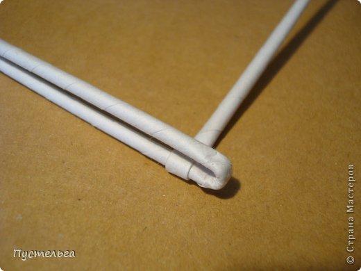 Мастер-класс Поделка изделие Плетение Енот Бумага газетная Трубочки бумажные фото 2