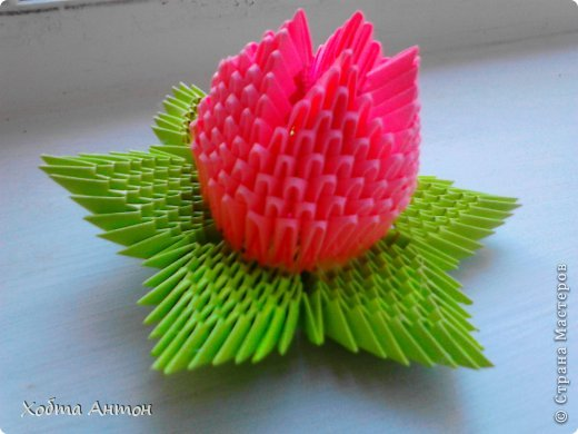 Модульное оригами для профессионалов
