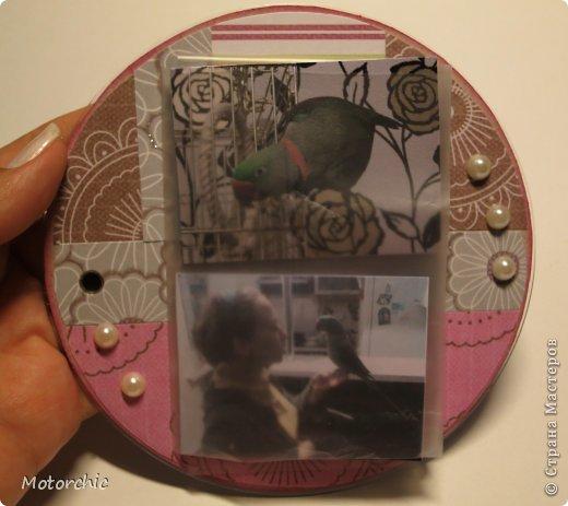 Вот и закончен мой большой проект с маленьким круглым альбомом =) фото 7