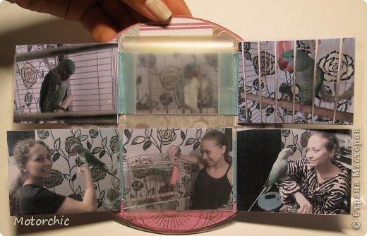 Вот и закончен мой большой проект с маленьким круглым альбомом =) фото 11