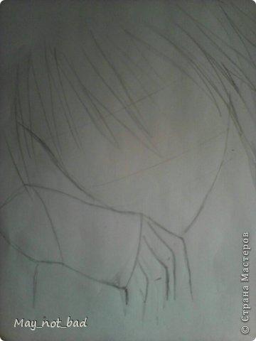 Для рисования на понадобится - карандаш, стерка, как всегда)) фото 5