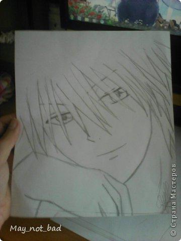 Для рисования на понадобится - карандаш, стерка, как всегда)) фото 8