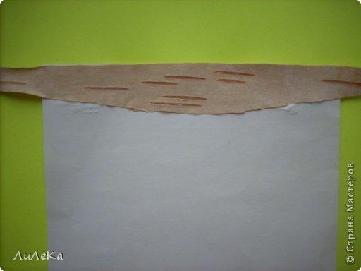 Мастер-класс Поделка изделие Аппликация Моделирование конструирование Ангелы из бересты используем отходы Береста Бумага Бусинки Клей Нитки Пряжа Шпагат фото 3