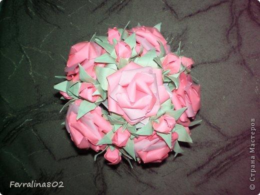 Электра в розах фото 1