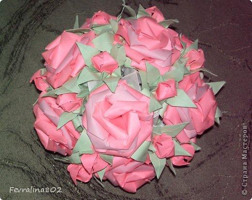 Электра в розах фото 3