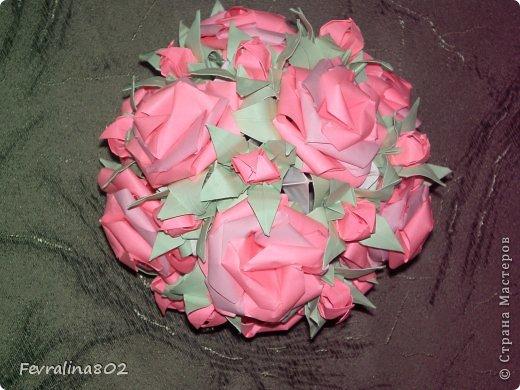 Электра в розах фото 2