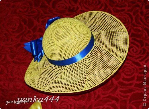 Сшить шляпу широкие поля 155