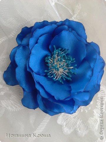 резиночки d-4-5 см на маленькие хвостики, наделала тычинок- теперь и в маленькие цветочки их креплю фото 5