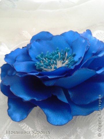 резиночки d-4-5 см на маленькие хвостики, наделала тычинок- теперь и в маленькие цветочки их креплю фото 6