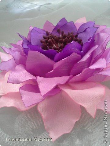 резиночки d-4-5 см на маленькие хвостики, наделала тычинок- теперь и в маленькие цветочки их креплю фото 8
