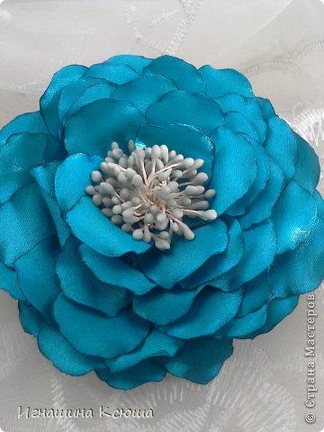 резиночки d-4-5 см на маленькие хвостики, наделала тычинок- теперь и в маленькие цветочки их креплю фото 9