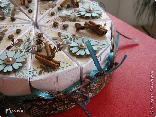Давно мечтала сотворить такой тортик. Наконец-то предоставился случай (хотя это не проблема), а главное - время, сварганить поздравительный тортик. Делала на День рождения близкому родственнику, мужчине (зо-ти летие) фото 3