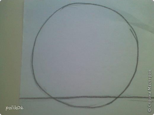 Сегодня я покажу, как я рисую этого прелестного зверька. Для тех, кто не знает – это герой популярной компьютерной игры Cut the Rope – Ам Ням (Om Nom). Он о-о-о-очень любит конфеты. фото 4