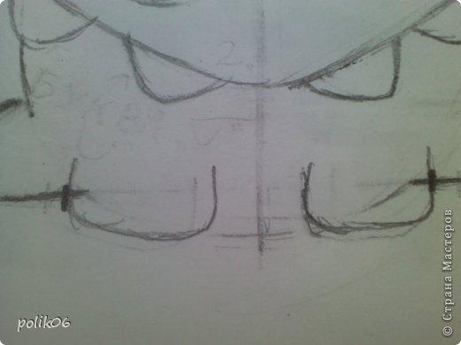 Сегодня я покажу, как я рисую этого прелестного зверька. Для тех, кто не знает – это герой популярной компьютерной игры Cut the Rope – Ам Ням (Om Nom). Он о-о-о-очень любит конфеты. фото 14