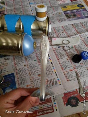 """Доброго Всем времени суток!!! Решила поделиться с Вами мастер-классом """"Как я делаю своих хламных собачек"""". Может кому и пригодиться. В отличии от джутового зонтика, на который у меня около часу времени, на щеночка я вчера потратила часов семь, а сегодня шесть)))))))  фото 31"""