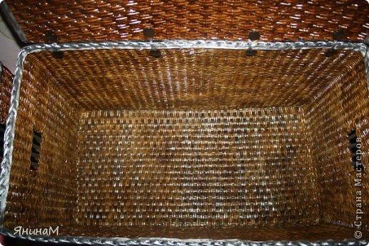 Мастер-класс Поделка изделие Плетение Малюсенький МК Бумага газетная Трубочки бумажные фото 27