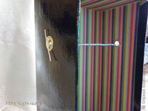 Мастер-класс Поделка изделие Свадьба Ассамбляж Мастер-класс Денежный станок Картон Картон гофрированный Клей Материал бросовый фото 12
