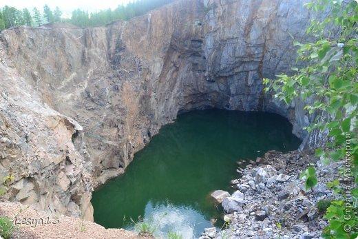 Не могу не поделиться впечатлениями от сегодняшней экскурсии на Ивановские озера в Хакасии! Это что-то потрясающее!   фото 20