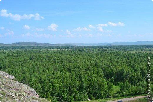 Не могу не поделиться впечатлениями от сегодняшней экскурсии на Ивановские озера в Хакасии! Это что-то потрясающее!   фото 23