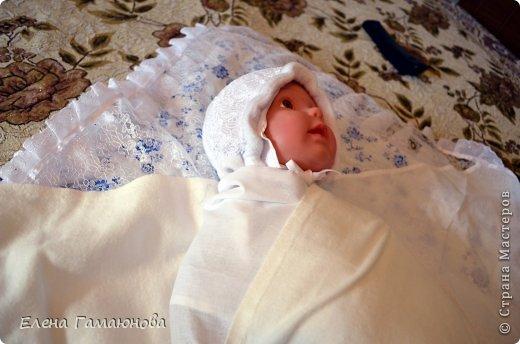 Доброго времени суток,дорогие рукодельницы. Скоро в нашей семье пополнение. Малыш родится в середине сентября и поэтому комплект осенний.В одеяле тонкий синтепон.  фото 5