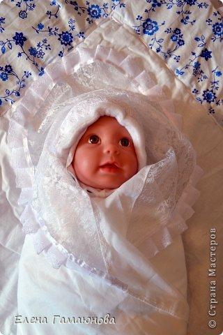 Доброго времени суток,дорогие рукодельницы. Скоро в нашей семье пополнение. Малыш родится в середине сентября и поэтому комплект осенний.В одеяле тонкий синтепон.  фото 6