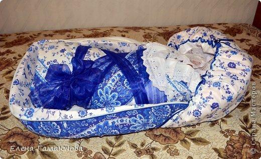 Доброго времени суток,дорогие рукодельницы. Скоро в нашей семье пополнение. Малыш родится в середине сентября и поэтому комплект осенний.В одеяле тонкий синтепон.  фото 10
