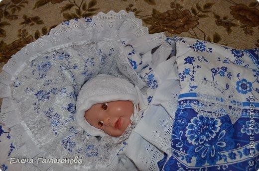 Доброго времени суток,дорогие рукодельницы. Скоро в нашей семье пополнение. Малыш родится в середине сентября и поэтому комплект осенний.В одеяле тонкий синтепон.  фото 1