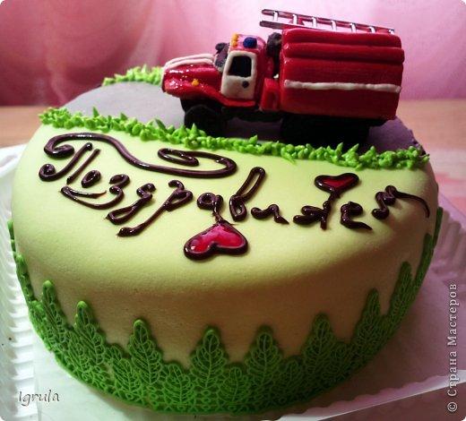 Поздравления с днём рождения для пожарного