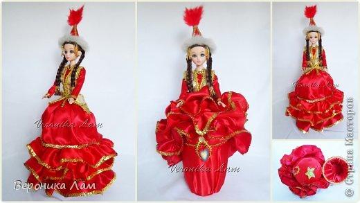 Кукла своими руками в национальном костюме