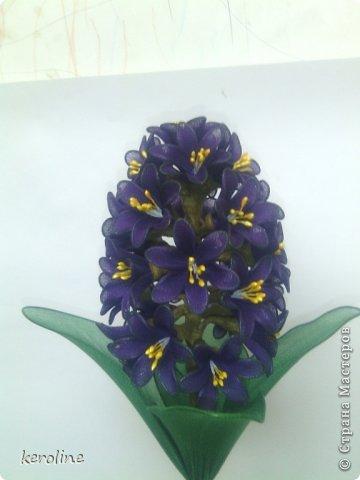 Это мой долгострой, 27 цветков, в каждом по 6 лепестков диаметром 1.5см, дней 5 я его делала и дня 2 собирала.Уф....    на предыдущие мои цветочки можно глянуть тут    https://stranamasterov.ru/node/771272      фото 2