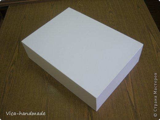 """Всем привет!!! Как я и обещала, выкладываю МК как я делаю свои """"домики"""" для альбомов. Альбом для этого комплекта можно посмотреть здесь http://stranamasterov.ru/node/796886 Как я сделала альбом, то есть МК здесь http://stranamasterov.ru/node/797400 На примере этого набора, я покажу как обтянуть тканью коробки двух видов: со снимающейся крышкой и с откидной крышкой. Т.е МК разделим на 2 варианта... Итак начнем... фото 22"""