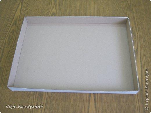 """Всем привет!!! Как я и обещала, выкладываю МК как я делаю свои """"домики"""" для альбомов. Альбом для этого комплекта можно посмотреть здесь http://stranamasterov.ru/node/796886 Как я сделала альбом, то есть МК здесь http://stranamasterov.ru/node/797400 На примере этого набора, я покажу как обтянуть тканью коробки двух видов: со снимающейся крышкой и с откидной крышкой. Т.е МК разделим на 2 варианта... Итак начнем... фото 32"""