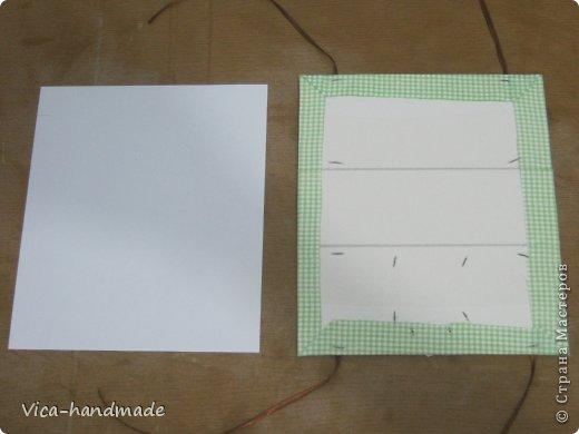 """Всем привет!!! Как я и обещала, выкладываю МК как я делаю свои """"домики"""" для альбомов. Альбом для этого комплекта можно посмотреть здесь http://stranamasterov.ru/node/796886 Как я сделала альбом, то есть МК здесь http://stranamasterov.ru/node/797400 На примере этого набора, я покажу как обтянуть тканью коробки двух видов: со снимающейся крышкой и с откидной крышкой. Т.е МК разделим на 2 варианта... Итак начнем... фото 109"""