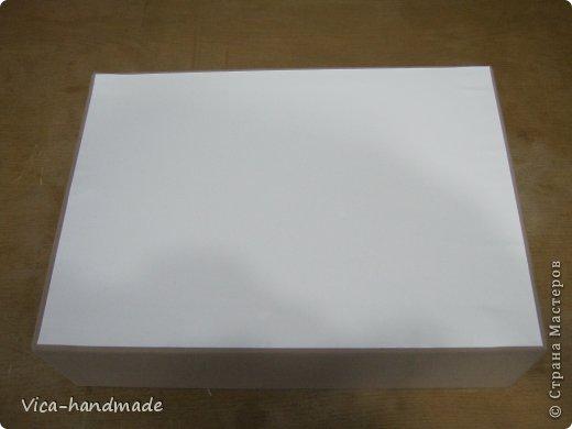"""Всем привет!!! Как я и обещала, выкладываю МК как я делаю свои """"домики"""" для альбомов. Альбом для этого комплекта можно посмотреть здесь http://stranamasterov.ru/node/796886 Как я сделала альбом, то есть МК здесь http://stranamasterov.ru/node/797400 На примере этого набора, я покажу как обтянуть тканью коробки двух видов: со снимающейся крышкой и с откидной крышкой. Т.е МК разделим на 2 варианта... Итак начнем... фото 60"""