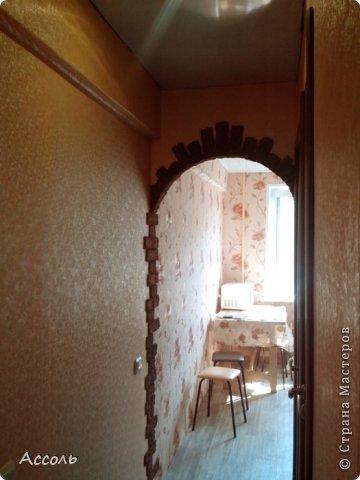 Добрый день, дорогие друзья и соседи! Как и обещала, показываю свою кухонную арку.  фото 11