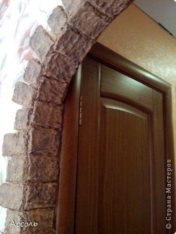 Добрый день, дорогие друзья и соседи! Как и обещала, показываю свою кухонную арку.  фото 9