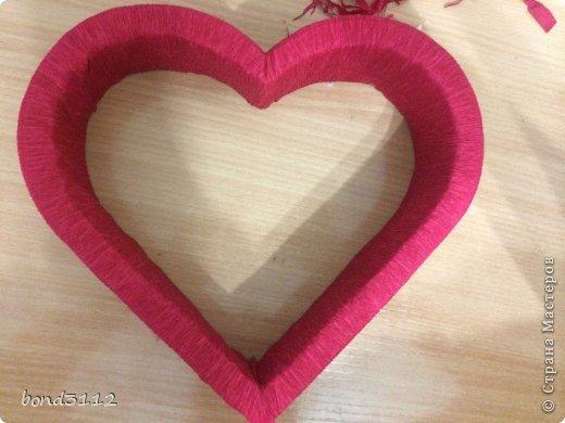 Сердце из киндер шоколада своими руками пошаговое фото