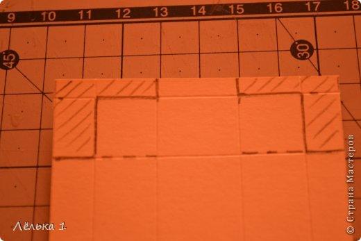 Мастер-класс Поделка изделие Скрапбукинг Ассамбляж Shadow box Нежность + мини МК Бумага Картон фото 17