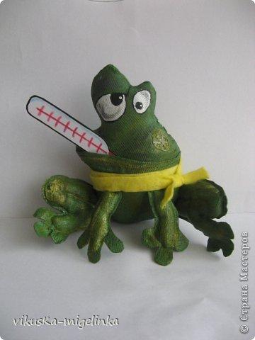 Вот и у меня появился такой жабик, спасибо большое  Irina_essn